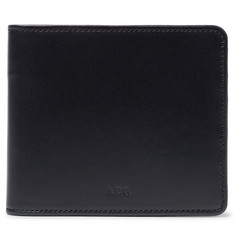 A.P.C. London Leather Billfold Wallet