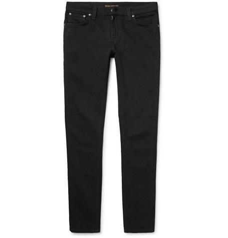 Skinny Lin Organic Stretch-denim Jeans Nudie Jeans OsxDRR4