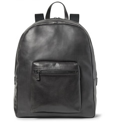 Isaia - Leather Backpack