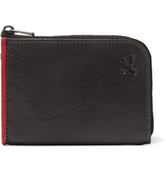 Isaia - Leather Zip-Around Wallet