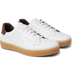 Ermenegildo Zegna - Leather Sneakers