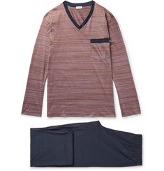 Zimmerli - Cotton-Jersey Pyjama Set