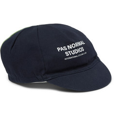Pas Normal Studios Mechanism Cotton-Blend Twill Cycling Cap