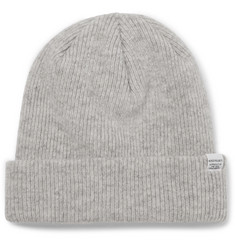 Norse Projects Ribbed Merino Wool Beanie