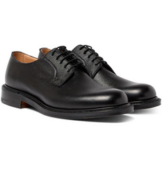 Church's - Shannon Pebble-Grain Leather Derby Shoes