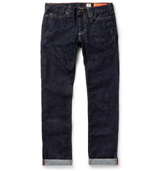 Kingsman + Jean Shop Tequila's Statesman Selvedge Denim Jeans