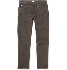 J.Crew 770 Slim-Fit Stretch-Cotton Corduroy Chinos