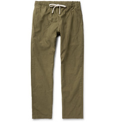 Battenwear Active Lazy Cotton-Blend Drawstring Trousers