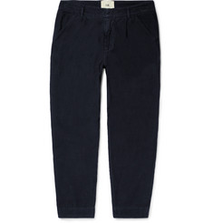 Folk Cotton-Corduroy Trousers