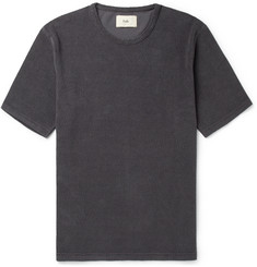 Folk Cotton-Terry T-Shirt