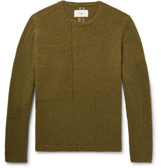 Folk Interference Wool-Blend Sweater