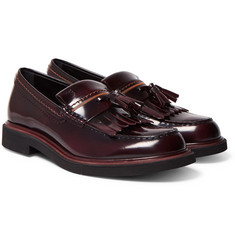 Tod's - Leather Tasselled Loafers