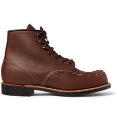 Red Wing Shoes Cooper Moc Leather Boots