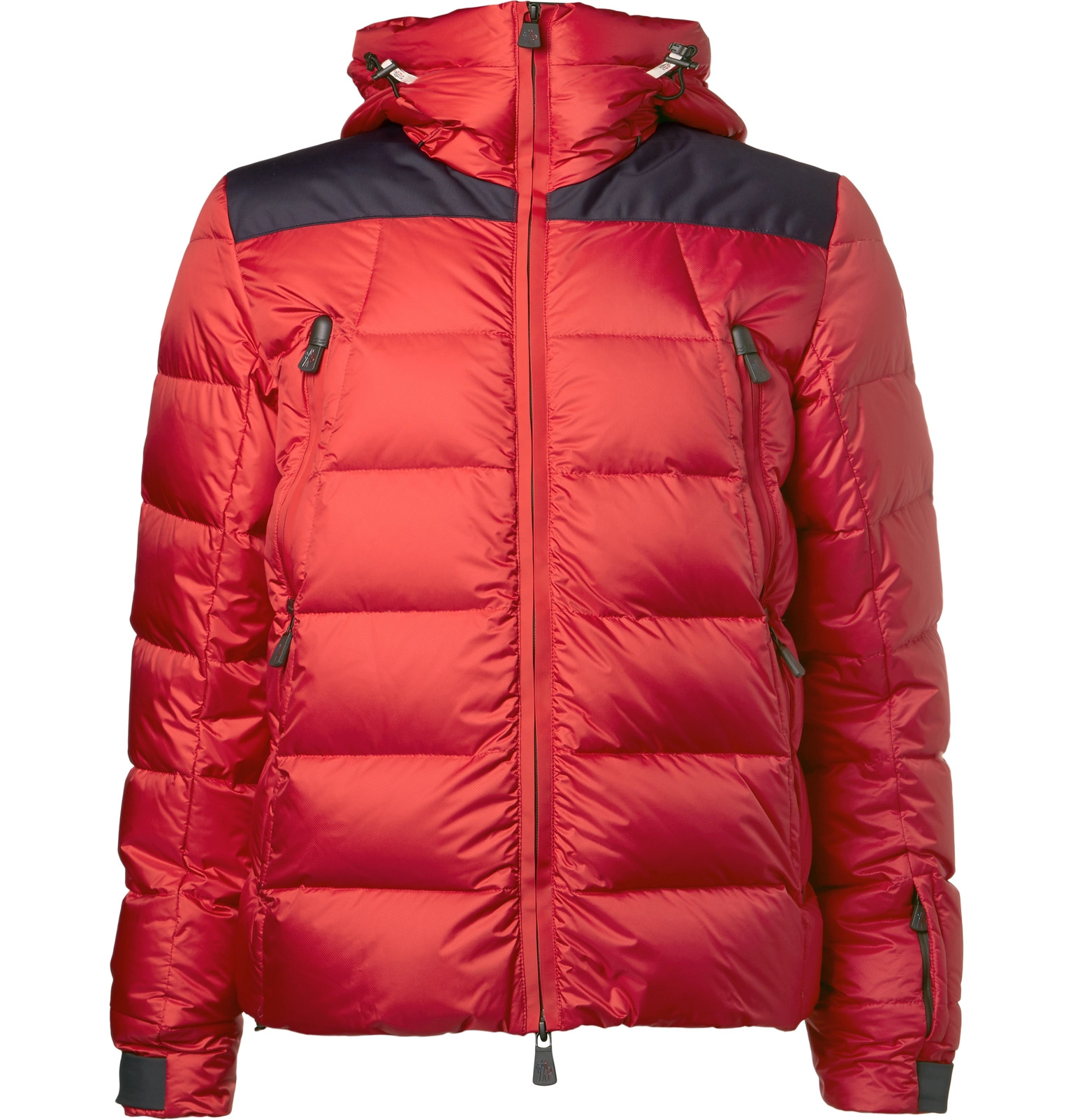 7496c999d99 Moncler Grenoble Camurac Quilted Shell Down Ski Jacket