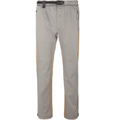 And Wander - Air Hold Panelled Shell Trousers