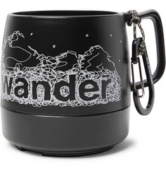 And Wander - Printed Plastic Mug