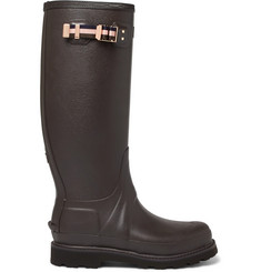Kingsman + Hunter Balmoral Rubber Wellington Boots