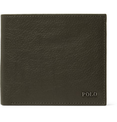 Polo Ralph Lauren - Full-Grain Leather Billfold Wallet