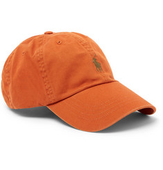 Polo Ralph Lauren Cotton-Twill Baseball Cap