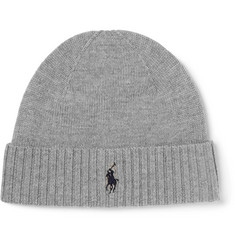 Polo Ralph Lauren - Ribbed Merino Wool Beanie