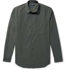 Theory - Rammy Cotton-Poplin Shirt