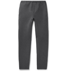 Theory Raw Scuba Slim-Fit Tapered Neoprene Sweatpants