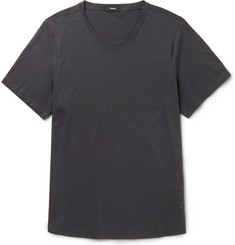 Theory Curve Cotton-Jersey T-Shirt