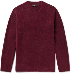 Theory Renvig Stretch-Knit Sweater