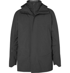 Arc'teryx Veilance Patrol Shell Jacket with Detachable Quilted Down Liner
