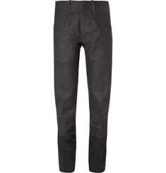 Arc'teryx Veilance Anode Slim-Fit Panelled Cotton-Blend Twill and Flannel Trousers