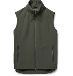 Loro Piana Waterproof Rain System Shell Gilet