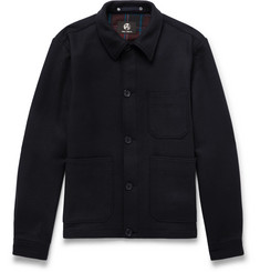 PS by Paul Smith Wool-Blend Twill Jacket