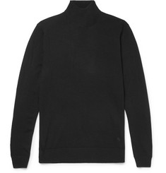 PS by Paul Smith Merino Wool Rollneck Sweater