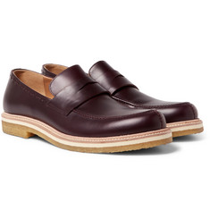Armando Cabral Harrison Leather Penny Loafers