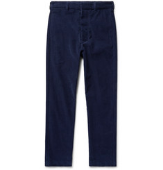 Fanmail Hemp and Organic Cotton-Blend Corduroy Trousers