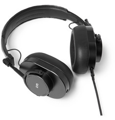 Master & Dynamic - + Leica MH40-95 Aluminium and Leather Over-Ear Headphones