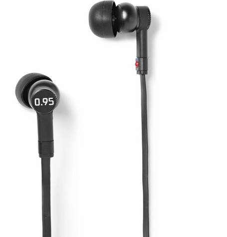 Master & Dynamic + Leica ME05-95 Chrome-Coated In-Ear Headphones