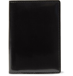 Common Projects Article Patent-Leather Bifold Cardholder