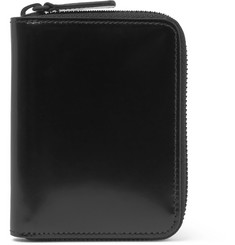 Common Projects Zip-Around Polished-Leather Wallet