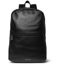 Common Projects Leather Backpack