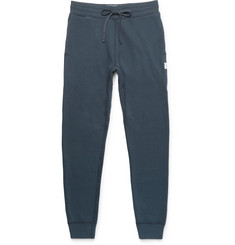 Reigning Champ - Slim-Fit Cotton-Blend Mesh-Jersey Sweatpants