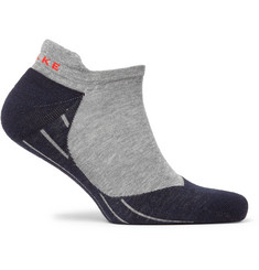 FALKE Ergonomic Sport System - RU4 Stretch-Knit No-Show Running Socks