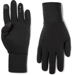 FALKE Ergonomic Sport System Run Brushed Stretch-Jersey Gloves