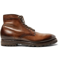 Officine Creative Aspen Aero Canyon Leather Boots