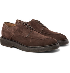Officine Creative - Stanford Suede Derby Shoes