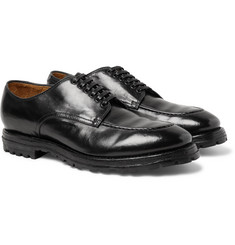 Officine Creative - Aspen Polished-Leather Derby Shoes