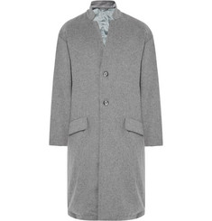 John Elliott Mélange Wool-Blend Coat