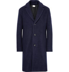 Simon Miller Slim-Fit Boiled Wool and Cotton-Blend Coat