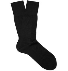 Falke No. 4 Silk Socks