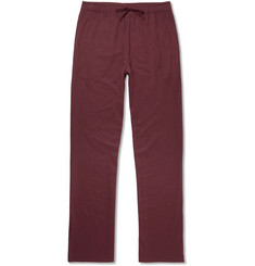 Sunspel Cotton and Modal-Blend Jersey Pyjama Trousers
